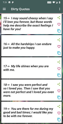 Romantic Questions to ask ud83dudc96 1.3 screenshots 6