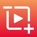 Crop & Trim Video editor - video crop, cut & trim icon
