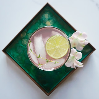 Pretty in Pink Cocktail Recipe