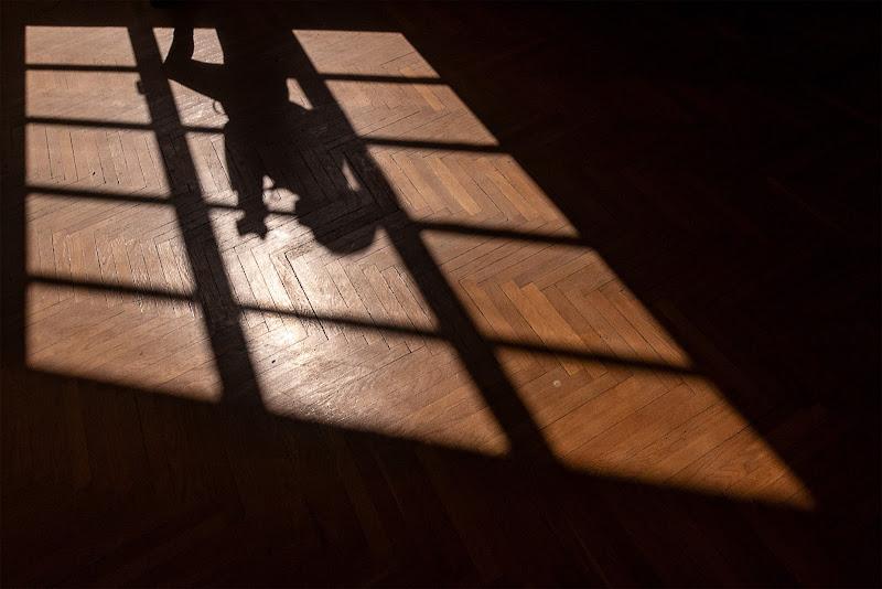 l'ombra del fotografo di lufe