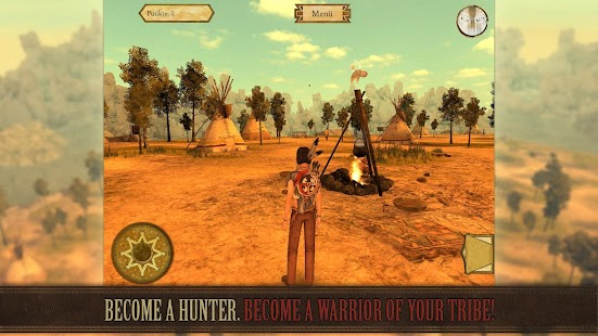Indian Hunter - Free- screenshot thumbnail