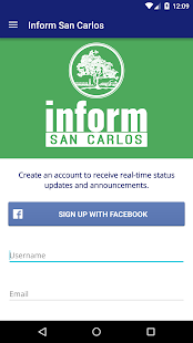 Inform San Carlos- screenshot thumbnail