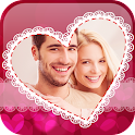Love Photo Frame Perfect icon