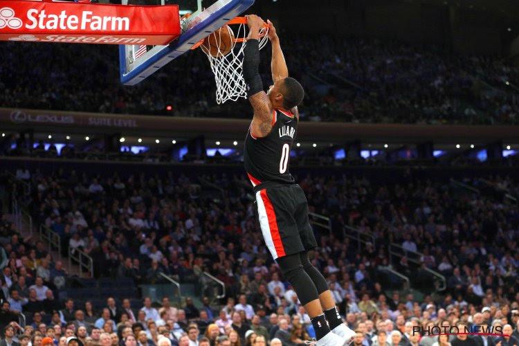 Utah Jazz blijft maar winnen en pakt nu ook scalp van LA Clippers, Damian Lillard maakt indruk tegen de New Orleans Pelicans