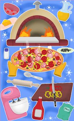 Princess Cooking - Pizza Maker- screenshot thumbnail