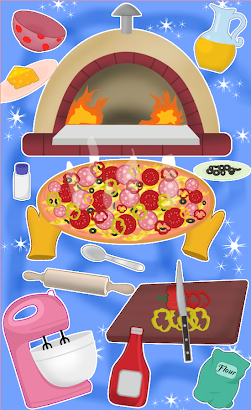 Princess Cooking - Pizza Maker screenshot