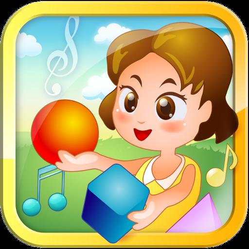 KidsShapes Full: Puzzle Memory (game)