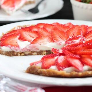 Strawberry Greek Yogurt Tart