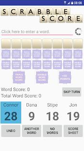 Scrabble Score - náhled