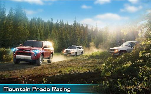 Off-road Fortuner Racing 3D: Mountain Prado Drive
