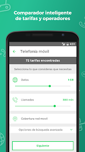 Roams - Consumo de datos- screenshot thumbnail