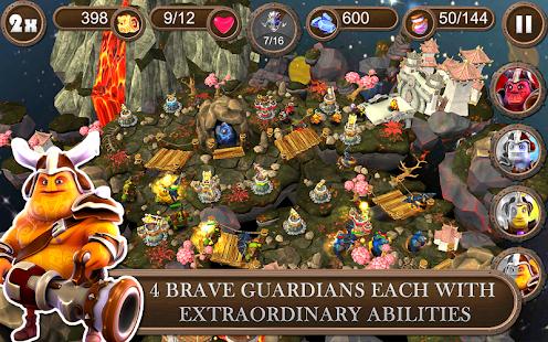 Brave Guardians Screenshot 5