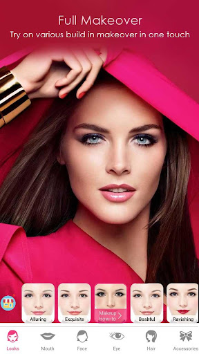 Face Beauty Makeup Camera-Selfie Photo Editor ss1