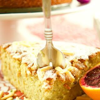 Blood Orange Almond Flourless Cake