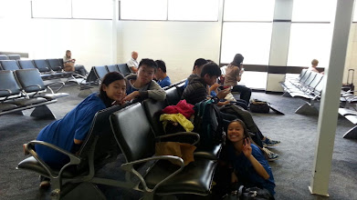Photo: Day 14: Waiting for boarding
