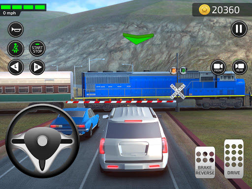 Driving Academy - Car School Driver Simulator 2020 filehippodl screenshot 22