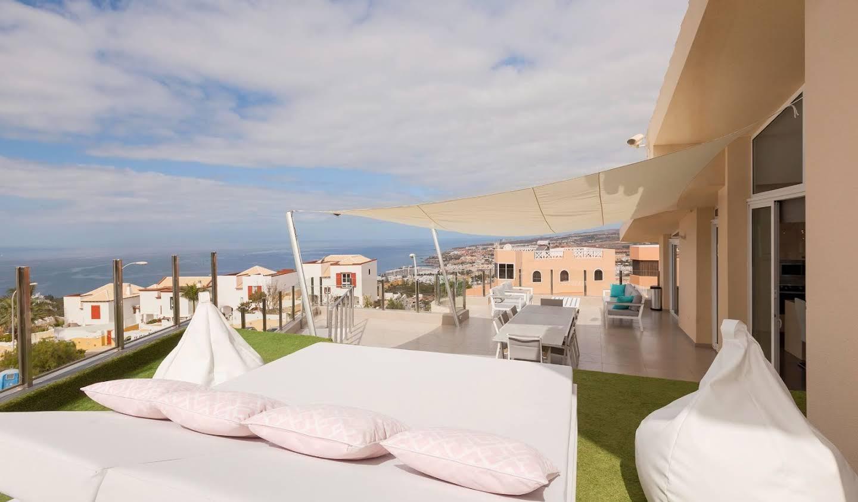 Chalet avec terrasse Costa Adeje
