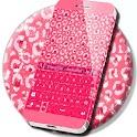 Keyboard Pink Cheetah 2.0 icon
