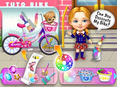 Sweet Baby Girl Cleanup 6 – School Cleaning Game 10