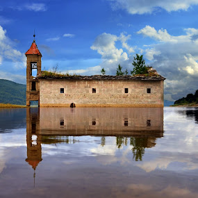 Abandoned church by Rilind Hoxha - Landscapes Waterscapes