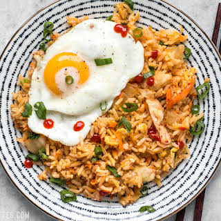 Cheese Fried Rice Recipes.