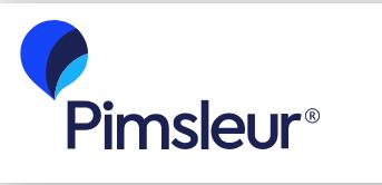 Pimsleur conversational language learning logo.