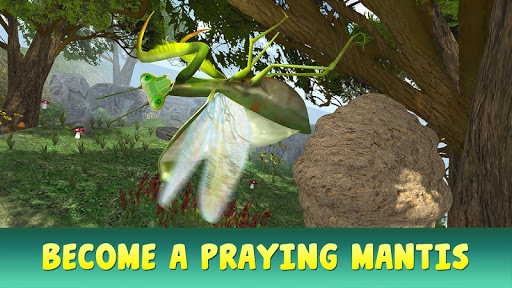 Mantis Insect Life Simulator 1.1.0 screenshots 5