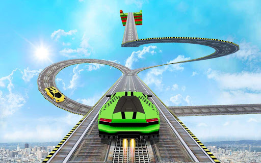 Impossible Stunts Car Racing Track: New Games 2019 2.0.2 screenshots 1