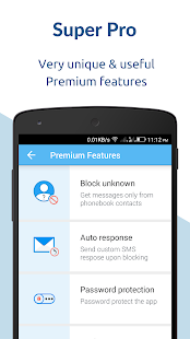 SMS Blocker. Text Spam Blocker- screenshot thumbnail