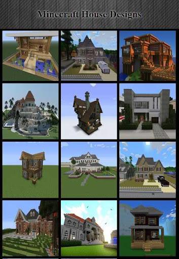 Download Rumah Minecraft : download, rumah, minecraft, Download, Modern, Minecraft, Houses, AppKiwi, Downloader