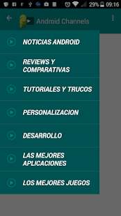 Noticias Android - náhled