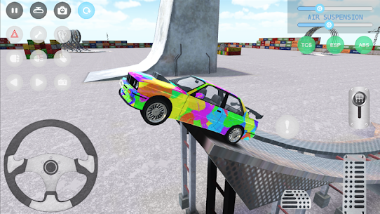 E30 Drift and Modified Simulator Mod Apk Download For Android and Iphone 8