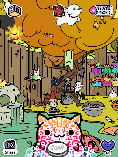 KleptoCats - screenshot
