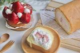 莓朵菈蛋糕甜點