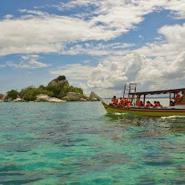 by Budi Prasetiyo - Transportation Boats