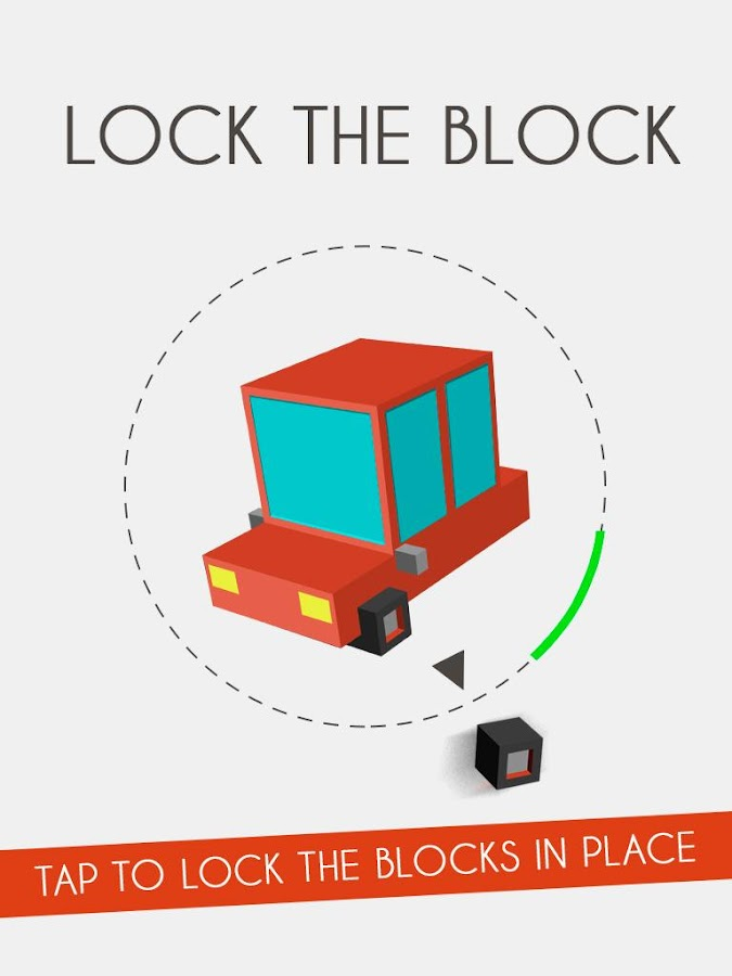 Lock The Block- screenshot