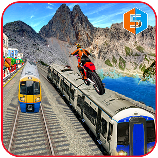 Crazy Train Bike Stunt Mania
