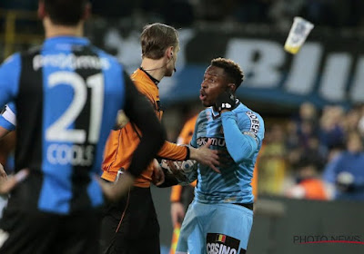 Club Brugge komt op vreemde wijze weg met oerwoudgeluiden aan adres N'Ganga, Batubinsika (Antwerp) en Dequevy (OHL) kennen hun straf
