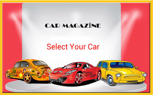Smart Car Designing Game