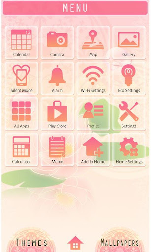 Elegant Theme-Pink Water Lily- 1.0.0 Windows u7528 3