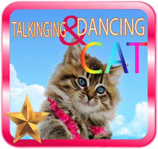 Talking And Dancing Cat