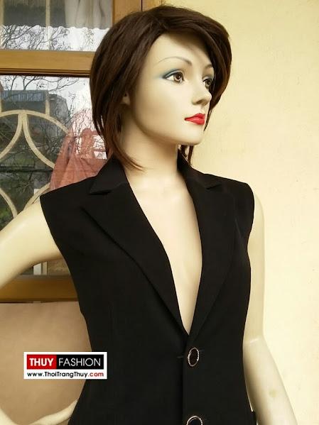 May Áo blazer cộc tay nữ tính V177 tại Hải Phòng
