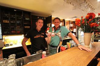 Photo: Serie op Cafe Sportcafe Rijen Tekst en foto Leon Krijnen