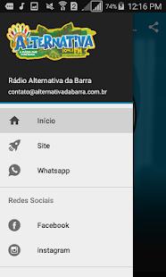 Download Rádio Alternativa da Barra For PC Windows and Mac apk screenshot 3