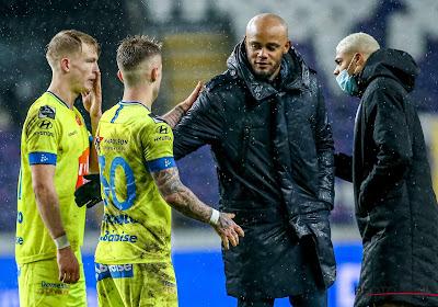 Niklas Dorsch was optimistisch na het gelijkspel tegen Anderlecht