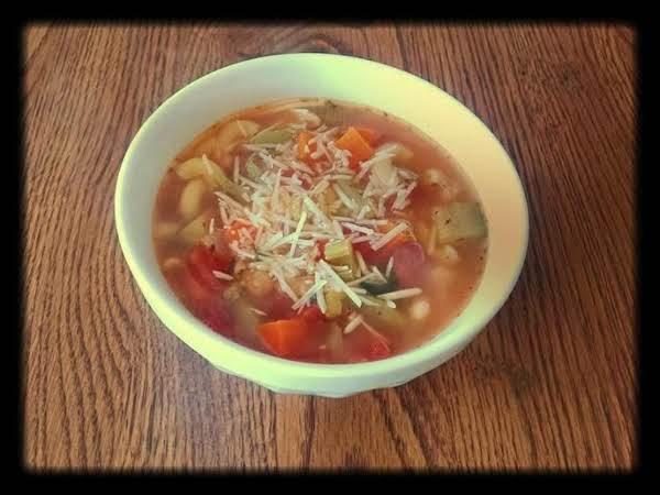 Fresh And Easy 30 Minute Minestrone Soup Recipe