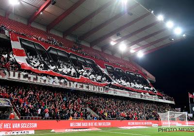 LA RBFA inflige deux amendes au Standard suite au comportement de ses supporters