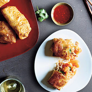 Pan-Fried Egg Rolls