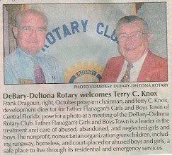 Photo: Terry Knox and Frank Dragoun - October 30-November 1, 2006