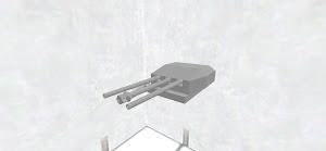 ラーテの砲塔【配置確認用】